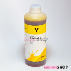 Чернила (краска) для Canon - InkTec C5026-1000MY 1000 гр. Yellow (Жёлтый)