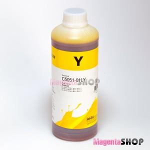 Чернила (краска) для Canon - InkTec C5051-1000MY 1000 гр. Yellow (Жёлтый)