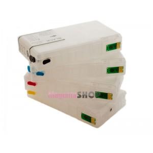 ПЗК WP-4020 – перезаправляемые картриджи для Epson WorkForce Pro: WP-4020, WP-4540, WP-4530, WP-4023, WP-4010, WP-4090, WP-4520, WP-4533, WP-4590