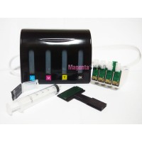 СНПЧ TX210 – система непрерывной подачи чернил для Epson Stylus: TX210, TX410, TX200, TX219, TX209, TX419, TX400, TX409