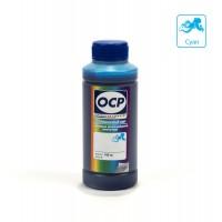 Чернила OCP C 155 Cyan (Голубой) 100 гр. для принтеров Epson InkJet Photo L800, L1800, L805, L810, L815, L850