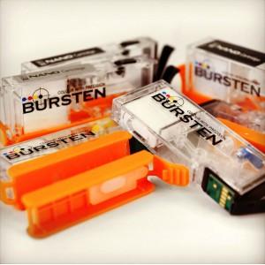 iP7240 – нано-картридж Bursten-NANO 2 для Canon PIXMA: iP7240, MG5440, MX924, MG5540, MG5640, MG6440, MG6640, iX6840