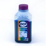 Чернила OCP C 512 для принтеров Brother цвет Cyan объём  500 грамм