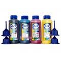 Чернила (краска) OCP для Epson XP-320, TX410, CX3700, TX106, WF-7515, TX400, BX305F - 100 гр. 4 штуки.