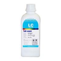 Литровые чернила Ink-mate EIM-290LC для 6-ти цветных принтеров Claria цвет Light Cyan (Светло-Голубой) 1000 гр. в оригинальной упаковке