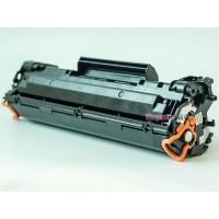 Совместимый лазерный тонер картридж CF283X - 83X для HP LaserJet LJ M225RDN, M201DW, M201N, M225DW, M225DN черный Black 2200 страниц