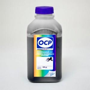 Черные чернила OCP BKP 201 для восьмицветных принтеров Epson Stylus Photo: R2100, R2200 - 500 гр.