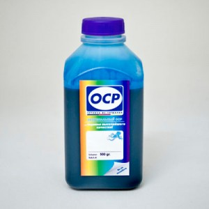 Голубые чернила OCP CP 200 для девятицветных принтеров Epson Stylus Pro: 11880 - 500 гр.