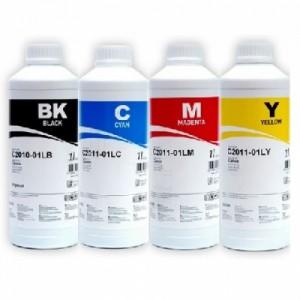 InkTec C2010, C2011 1000гр. 4 штуки – пигментно-водные чернила (краска) для Canon: MP250, MP280, MP230, IP2700, MP495, MP270, MP252, MP490, MP240, MP282, MP260