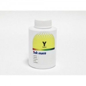 Чернила Ink-mate EIM-1500Y Yellow (Жёлтый) 70 гр. для принтеров Epson Stylus Photo: R200, R220, R300, R320, R340, RX500, RX620, RX640, RX600, R230