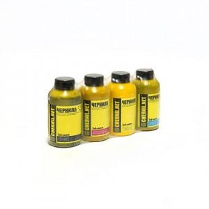 Чернила (краска) Ink-mate EIM-200 для Epson: Stylus, WorkForce, WorkForce Pro - 100 гр. 4 штуки.
