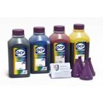 OCP BKP 45, C, M, Y 513 4 шт. по 500 грамм - чернила (краска) для принтеров Brother DCP-T300, DCP-T500W, DCP-T700W