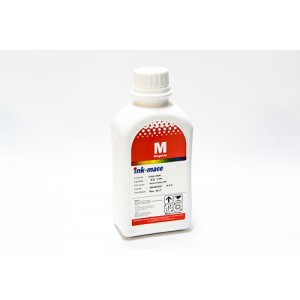 Экономичные чернила Ink-mate EIM-801M цвет Magenta (Пурпурный) 500 гр. в оригинальной упаковке для Epson InkJet Photo: L800, L1800, L805, L810, L815, L850