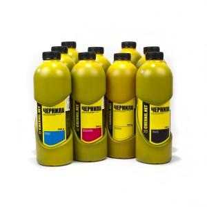 Ink-mate EIM-2880 9 штук 1000 гр. - чернила (краска) для принтеров Epson Stylus Photo: R2880