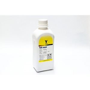 Чернила EIM-801Y Yellow (Жёлтый) для принтеров Epson InkJet Photo: L800, L1800, L805, L810, L815, L850 1000 гр.