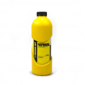 Чернила EIM-1800Y Yellow (Жёлтый) для принтеров Epson Stylus Photo: R800, R1800 1000 гр.