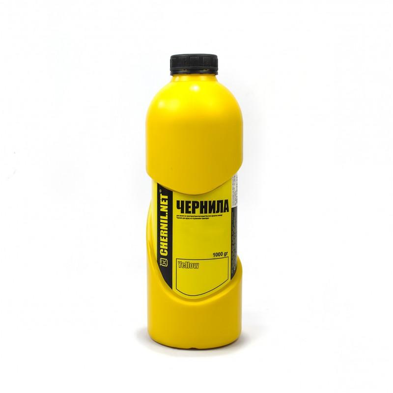 Чернила EIM-2400Y Yellow (Жёлтый) для принтеров Epson Stylus Photo: R2400 1000 гр.