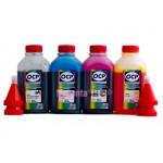 OCP BKP 44, C, M, Y 136 4 шт. по 500 грамм - чернила (краска) для картриджей Canon PIXMA: PG-46, PG-47, CL-56, CL-57