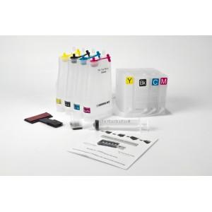СНПЧ iB4140 – система непрерывной подачи чернил (с чипами) для Canon MAXIFY: iB4140, MB5140, MB5340, iB4040, MB5040, MB5440