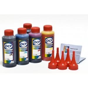 OCP 100гр. 5 штук - чернила (краска) для принтеров Canon PIXMA: TS6140, TS6240, TS6340, TS9540, TS9541C, TS704, TR7540, TR8540, TS9140