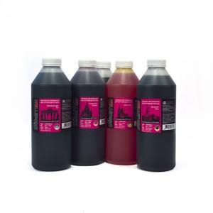 BURSTEN Ink 1000гр. 5 штук - чернила (краска) для картриджей Canon PIXMA: PGI-425, PGI-520, CLI-426, CLI-521, PGI-470, CLI-471, PGI-480, CLI-481