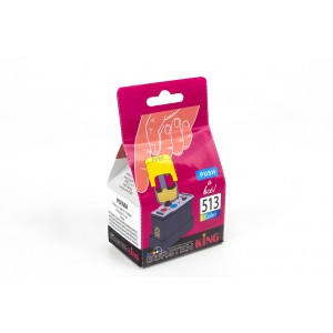 MP230 – цветной нано-картридж Bursten-King CL-511/513 для Canon PIXMA: MP230, iP2700, iP2702,MP240, MP250, MP490, MP492, MP495, MX350, MX360