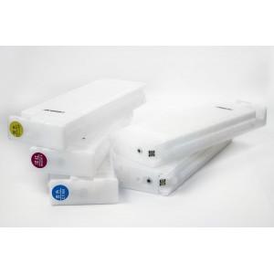 ПЗК SC-T3000 – перезаправляемые картриджи для Epson: SC-T3000, SC-T5000, SC-T7000