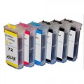 ПЗК HP 72 - перезаправляемые картриджи (с чипами) для HP DesignJet T790, T795, T610, T2300, T770, T1100, T1300, T1200, T1120, T620