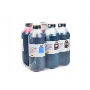 Блок Блэк 1000гр. 5 штук - чернила (краска) для картриджей Canon PIXMA: PGI-425, PGI-520, CLI-426, CLI-521