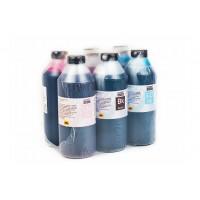 Чернила (краска) Блок Блэк для принтеров Epson InkJet Photo: L800, L1800, L805, L810, L815, L850 - 1000 гр. 6 штук.