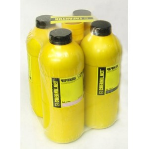 Комплект TIM-A, C, M, Y 4 штуки по 1000гр. - сублимационные чернила (краска) для Epson