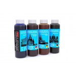 Чернила (краска) BURSTEN Ink для принтеров Epson: Expression, Stylus, WorkForce, WorkForce Pro - 100 гр. 4 штуки.