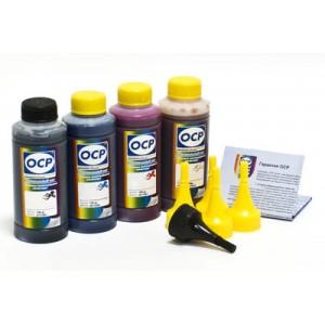 OCP BK 35, C, M, Y 126 (SAFE SET) 100гр. 4 штуки - чернила (краска) для картриджей HP: 88