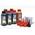 OCP BK 35, GY 153, BK, C, M, Y 153 (SAFE SET) 100гр. 6 штук - чернила (краска) для принтеров Canon PIXMA: MG7740, TS8040, TS9040