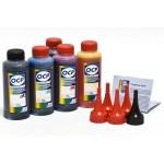 OCP BK 35, BK, C, M, Y 153 (SAFE SET) 100гр. 5 штук - чернила (краска) для принтеров Canon PIXMA: MG5740, MG6840, TS5040, TS6040
