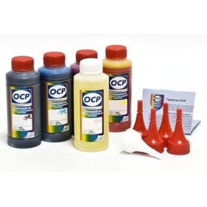 OCP BKP 44, С, M, Y 795 100гр. + RSL 5 штук - чернила (краска) для принтеров Canon PIXMA: iP1200, iP1300, iP1600, iP1700, iP1800, iP1900, iP2200, iP2500, iP2600, MP140, MP150, MP160, MP170, MP180, MP190, MP210, MP220, MP450, MP460, MX300, MX310