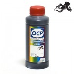 Чернила OCP BK 157 для Canon CLI-42GY Dark Grey 100 гр.