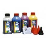 OCP BK 35, C, M, Y 710 (SAFE SET) 4 шт. по 500 грамм - чернила (краска) для картриджей Canon PIXMA: PG-440, CL-441