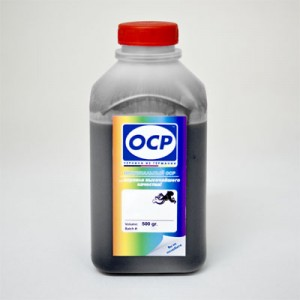 Чернила OCP BK 157 для Canon CLI-42GY Dark Grey 500 гр.