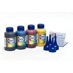 Чернила (краска) OCP (повышенной светостойкости) для принтеров Epson Expression Home XP-103, XP-203, XP-207, XP-303, XP-306, XP-313, XP-323, XP-406, XP-413, XP-423