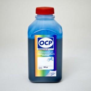 Чернила OCP C 154 для Canon CLI-521C, CLI-426C, CLI-526C Cyan light-stable 500 гр.