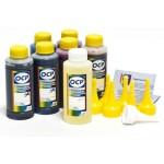OCP BK 90, C, M, Y 93, ML, CL 94 100гр. + RSL 7 штук - чернила (краска) для картриджей HP: 177