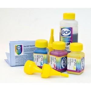 OCP BKP 272 - 78гр., CP, MP, YP 272 - 25гр. 4 штуки - чернила (краска) для картриджей HP: 940