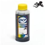 Чернила OCP BK 9163 Dark Grey (Тёмно-Серый) для картриджей HP 72 100 гр.