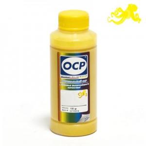 Чернила OCP для HP 971 YP 260 Yellow Pigment 100 гр.