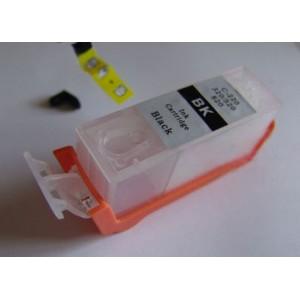 Перезаправляемый картридж для Canon PGI 425bk, 520bk без чипа