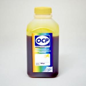 Экономичные чернила OCP Y 752 Yellow (Жёлтый) для HP 28, 57, 134, 135, 136 500 гр.