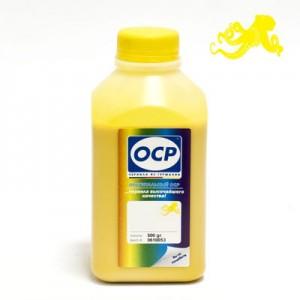 Экономичные чернила OCP YP 280 Yellow Pigment (Жёлтый Пигмент) для HP 933, 951 500 гр.