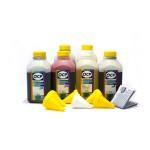 OCP BKP 249, BK, C, M, Y 143 + RSL 6 шт. по 500 грамм - чернила (краска) для картриджей HP: 178