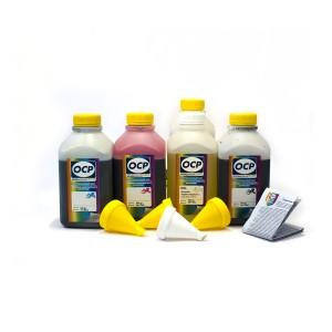 OCP BKP 249, C, M, Y 143 + RSL 5 шт. по 500 грамм - чернила (краска) для картриджей HP: 178, 920